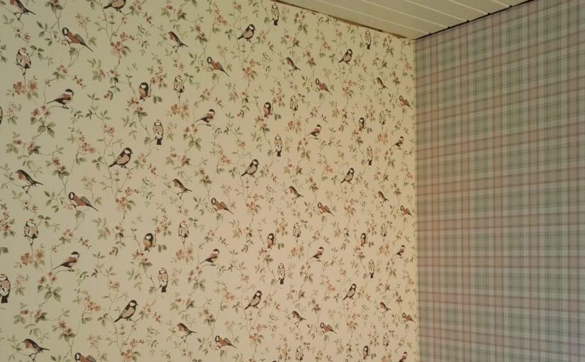 Seinäpaperien lumoissa